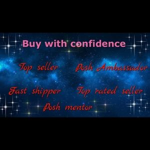 💕shop with confidence
